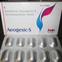 Aeogesic-S Tablet