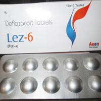 Lez-6 & 30 mg Tablet