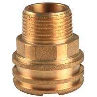 Brass Male Insert (NRCI054)