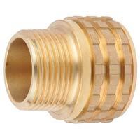 Brass Male Insert (NRCI051)