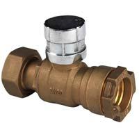 Lockable Brass Ball Valve (NRCI015)