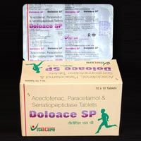 Doloace SP Tablets