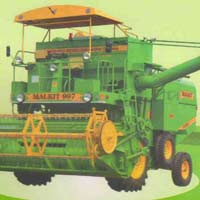 Self Propelled Wheat Combine Harvester (Malkit - 997 - 2WD)