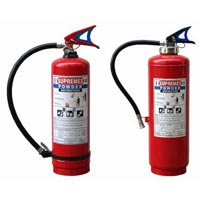 Dry Chemical Powder Fire Extinguisher