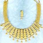 Studded Necklace-0461