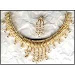 Studded Necklace-0482