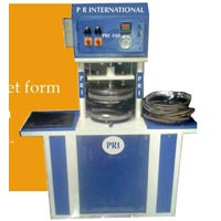 Multipurpose Paper Plate Making Machine