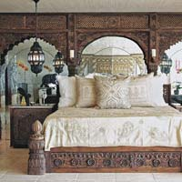 19th Century Indian Antique Bed