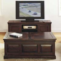 Hotel TV stand