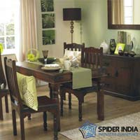 Jaipur Wooden Dining Tables Set