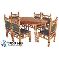 Sankheda Dining Set