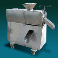 Double Screw Juice Expeller Machine