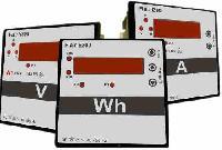 Secure 3 Phase Voltmeter