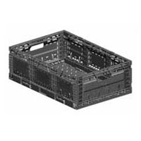 Plastic Collapsible Crates
