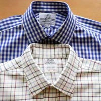 Checked Shirts