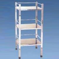 Hospital Bedside Rack