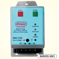 Single Phase Electronic Starter (SNR-ES-2001)