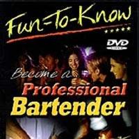 Bartending Training DVD