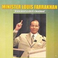Louis Farrakhan Speeches DVD