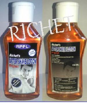 Richet After Shave Lotion