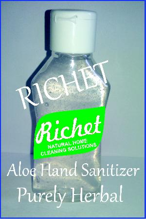 Richet Aloe Hand Sanitizer