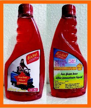 Richet Floor Cleaning Machine Liquid