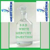 SSD White Mercury Injection