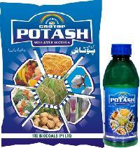 Grotop Potash Mobilizing Bacteria (KMB) Bio fertilizer