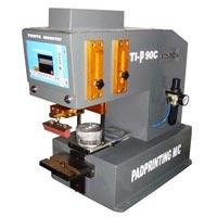 Semi Auto Electro Mechanical Pad Printing Machines