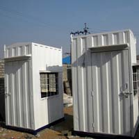 Portable Toll Booth Cabins