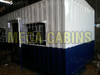 Portable Site Office Cabin 07