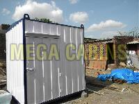 Portable Toll Booth Cabin 01