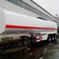 3 Axle Oil Tank Trailer (60T)