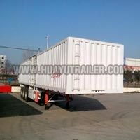 3-Axle Van Trailer