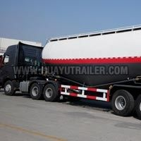 60M3 bulk cement semi trailer