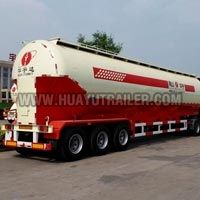 Bulk Cement Tank Semi Trailer (45M3)