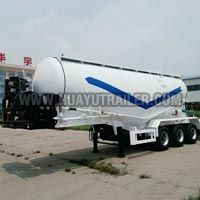 Bulk Powder Cement Tanker Semi Trailer