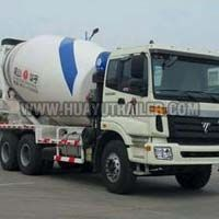 Cement Transport Semi Trailer with Double Axle