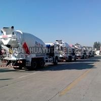 Concrete Mixer Truck (6X4)