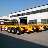 Container Transport Semi Trailer
