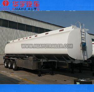 multi compartment Fuel Tank Semi Trailer