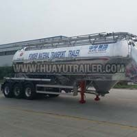 Powder Material Tank Semi Trailer