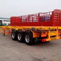 Three Axle Semi Trailer (60Ton)