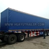 Three Axle Tank Container Semi Trailer