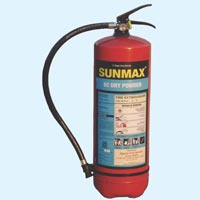 BC Dry Powder Fire Extinguishers