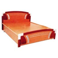 Wooden Bed (HP - 007)