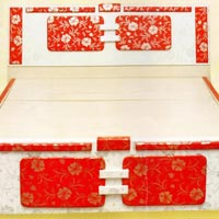 Wooden Bed (HP - 011)