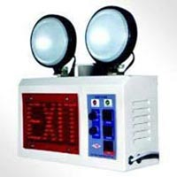 Battery Operated Emergency Light