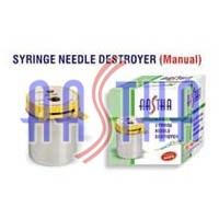 Syringe Needle Destroyer