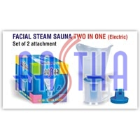 Facial Steam Sauna-Two in One (Electric)